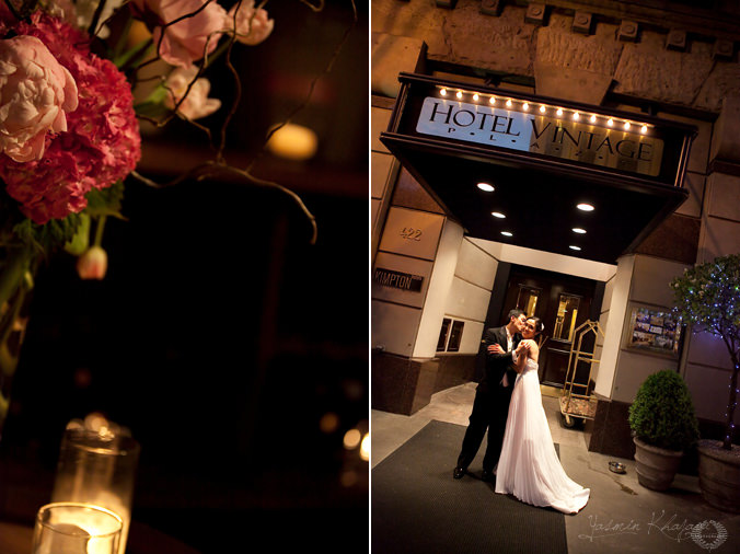 Yasmin Khajavi Photography, International Destination Wedding Photographer, Portland Wedding Photographer, Hotel Vintage Plaza Wedding Photos