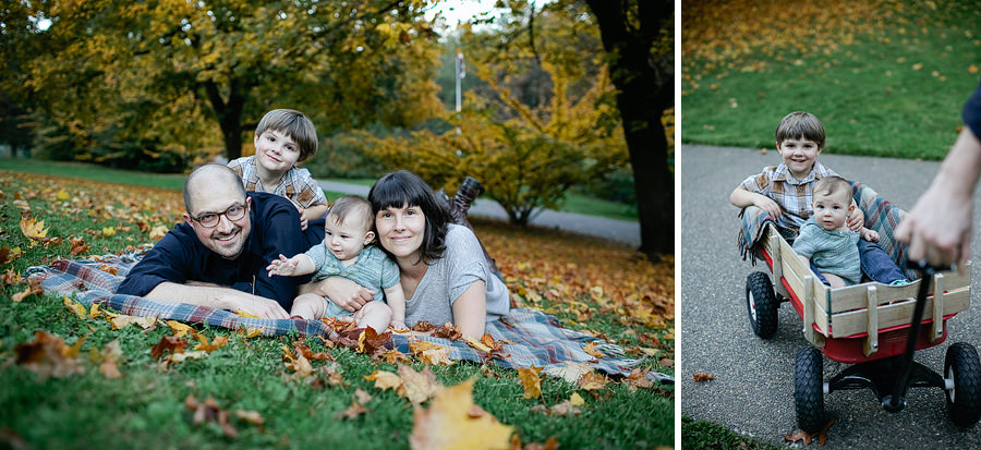 Portland Family Photographer, Hoyt Arboretum Family Photos