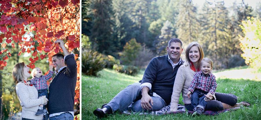 Portland Family Photos, Hoyt Arboretum
