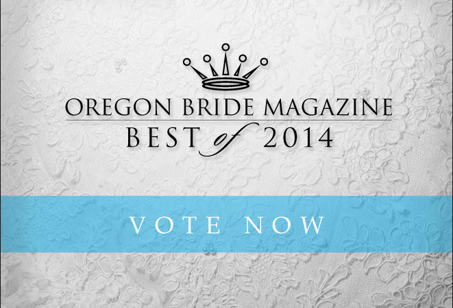 Oregon Bride Magazine Best of 2014 Yasmin Khajavi Photography