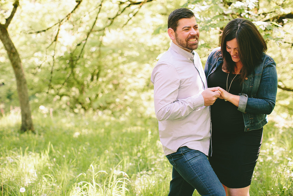 Portland Maternity Photographer, Surprise Proposal Photos, Maternity Photos (3)