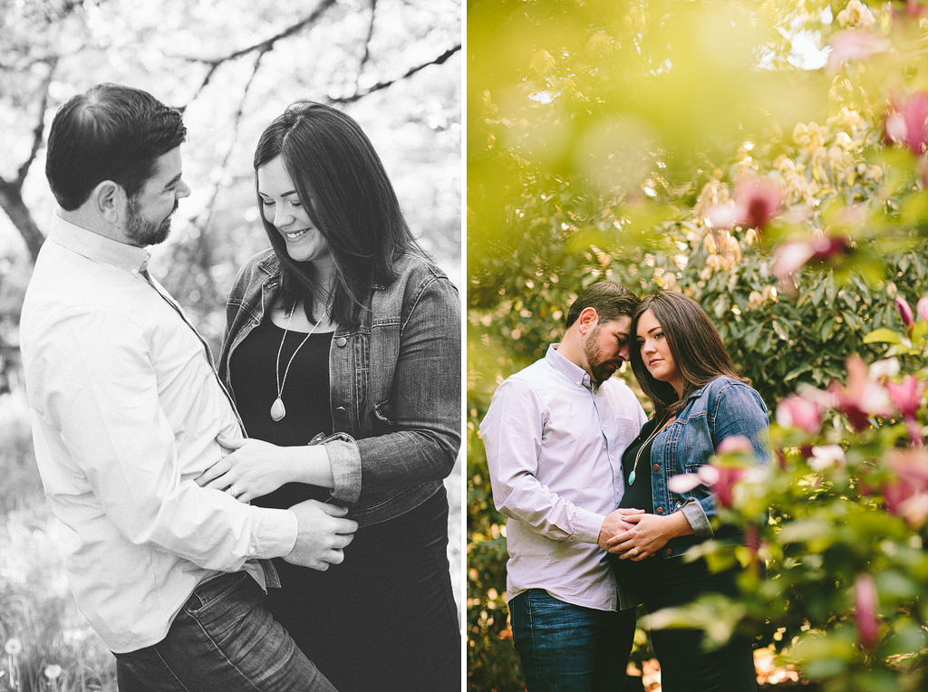 Portland Maternity Photographer, Surprise Proposal Photos, Maternity Photos (4)