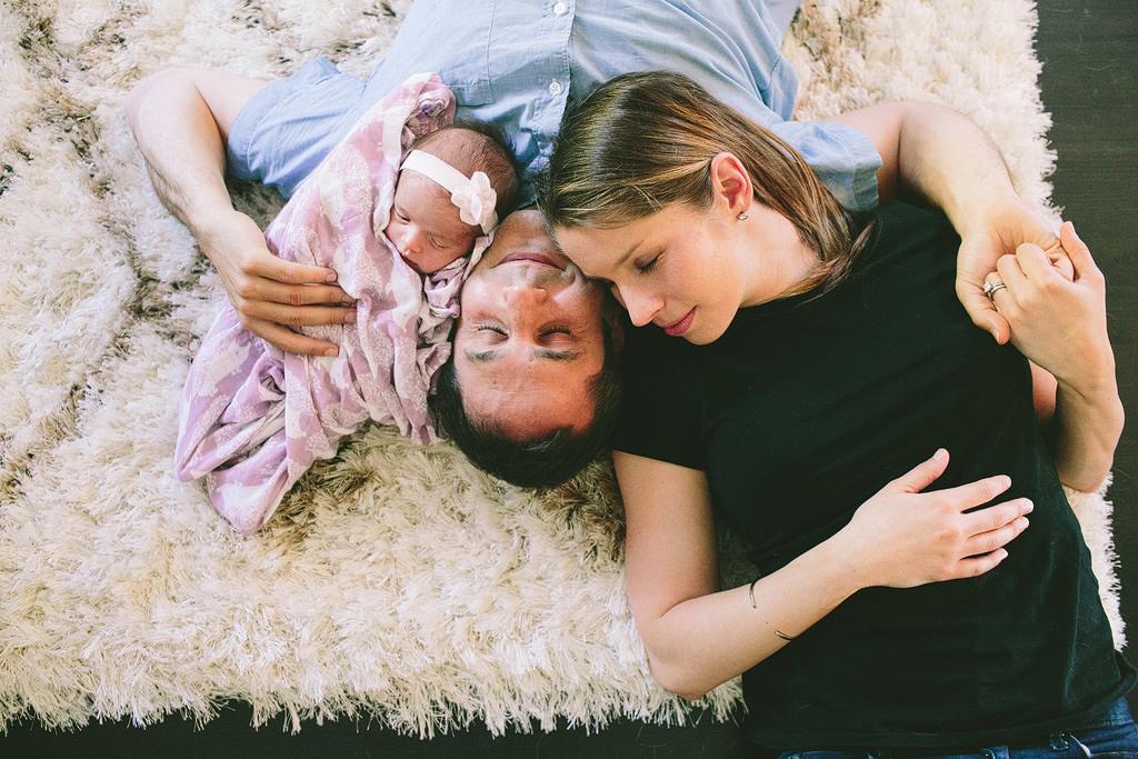 Portland Newborn Photographer, Portland Family Photographer