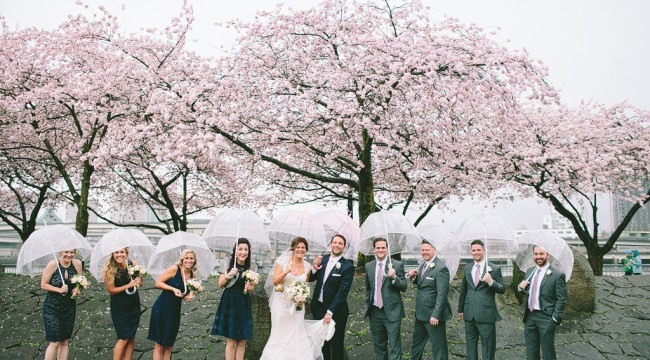 Castaway Portland Wedding Photos