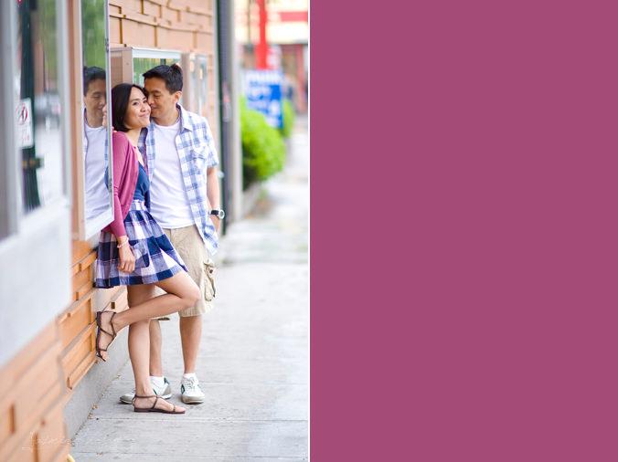 Yasmin Khajavi Photography, downtown engagement session, Powells Bookstore, coffee shop engagement photos, Portland Wedding Photographer, Destination Wedding Photographer