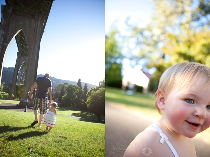 Yasmin Khajavi Photography, Family Photography Portland OR, St Johns Bridge Family Photos, International Destination Wedding Photographer, Portland OR Wedding Photographer
