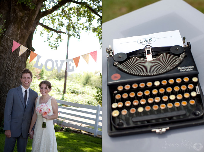 Yasmin Khajavi Photography, Katie and Landon's Wedding Photos, Portland Backyard Wedding