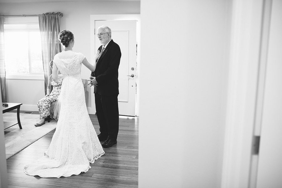 Abernethy Center Wedding Photos