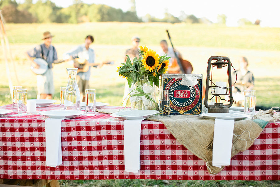 Kruger Farm Sauvie Island Wedding Photos