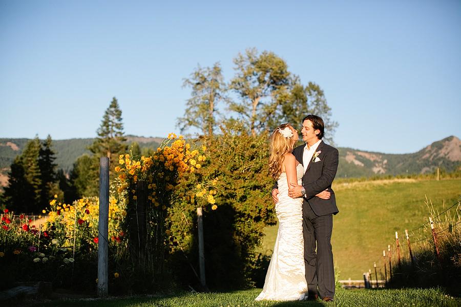 Mt Hood Bed & Breakfast Wedding Photos