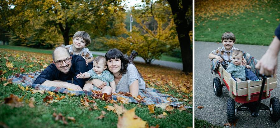 Portland Family Photographer, Hoyt Arboretum Family Photos