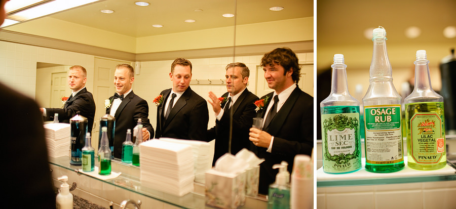 St Patrick's Cathedral Church Wedding Photos and University Club of Portland Wedding Photos (6)