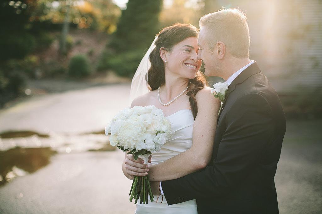Oregon Garden Wedding Photos, Portland Wedding Photographer