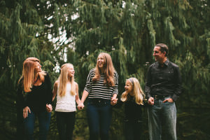 Portland Family Photographer, Portland Family Photos, Fun Family Photographer