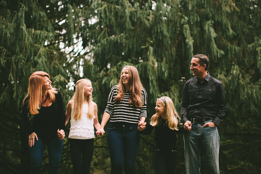 Portland Family Photographer, Portland Family Photos, Fun Family Photographer