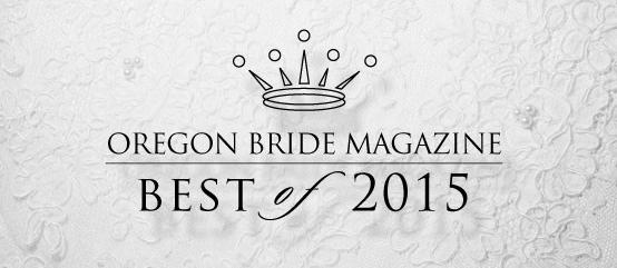 Best Photographer in Portland Oregon Bride Magazine