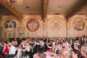 McMenamins Crystal Ballroom Wedding Photos
