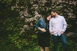 Portland Maternity Photographer, Surprise Proposal Photos, Maternity Photos (5)