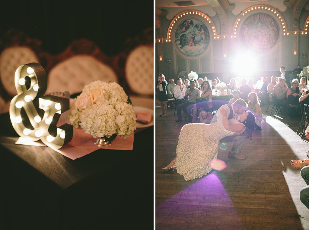 Cathedral Park Wedding Photos, McMenamins Crystal Ballroom Wedding Photos, Portland Wedding Photographer