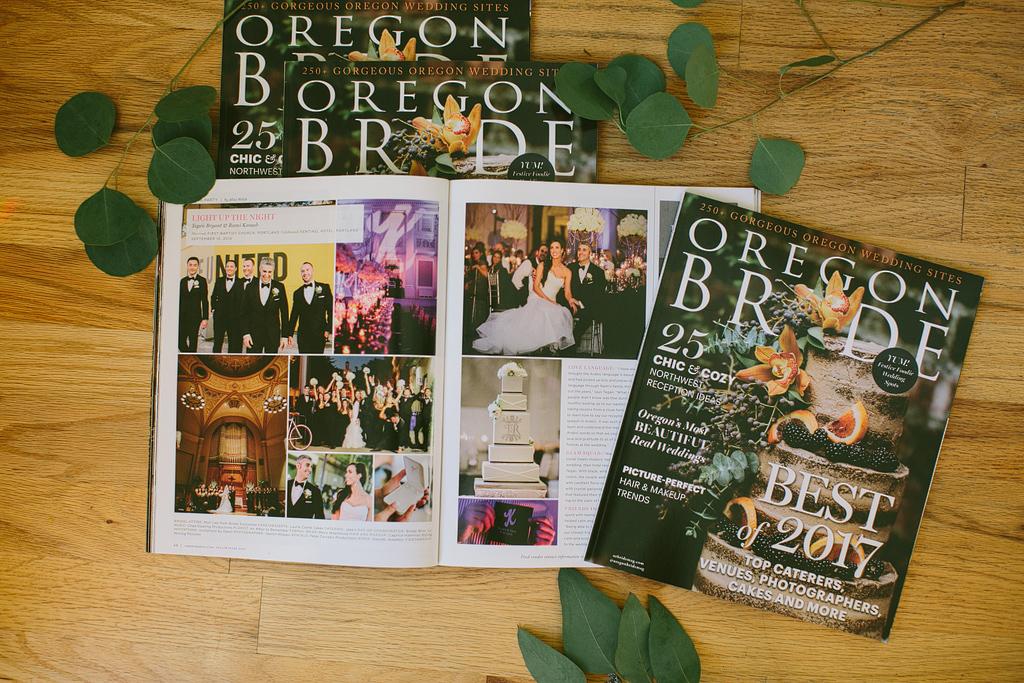 Top Portland Wedding Photographer