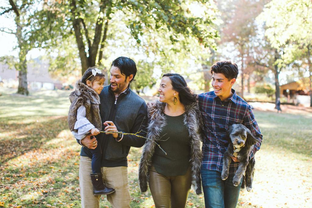 Portland Candid Family Photos