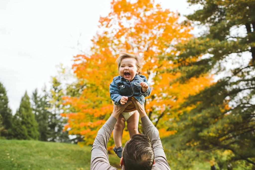 Portland Family Photos in the Fall